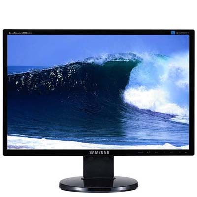 Samsung Syncmaster 2243 Nwx Great Monitor Crappy
