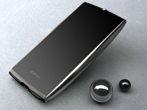 Cowon S9: Love the curve!