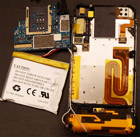 Iphone Lcd Repair Parts