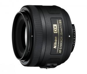Nikkor AF-S 35mm f1.8 prime