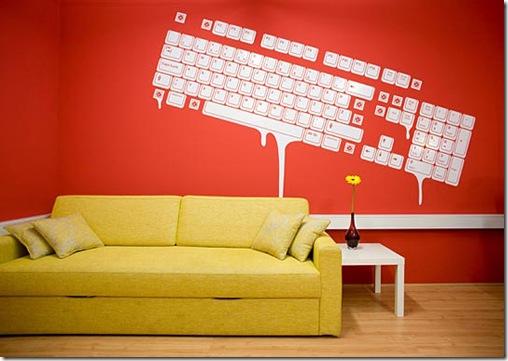 melting_keyboard_wallpaper
