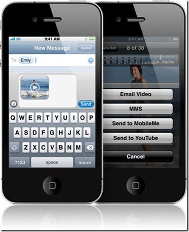 iPhone4-SharingVideo