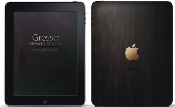 Gresso iPad