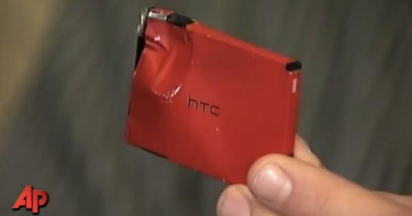 HTC Evo Battery Dodges Bullet