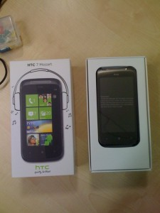 HTC Mozart Free For Microsoft India employees