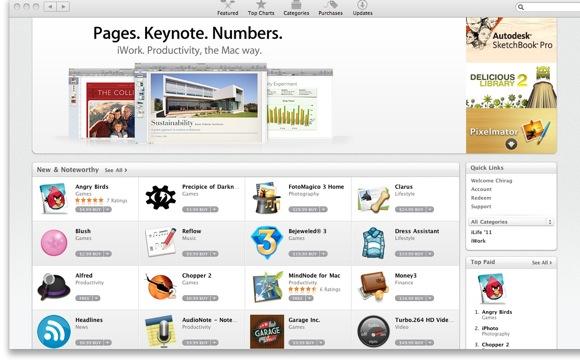 Mac App Store