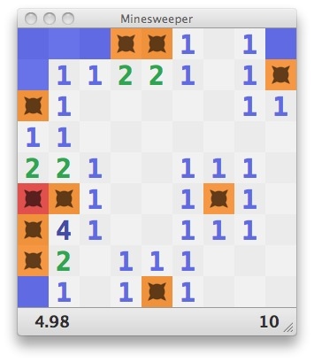 Minesweeper Mac