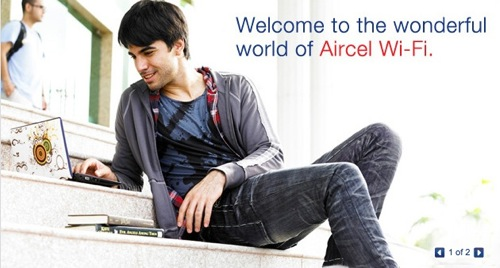 Aircel WiFi