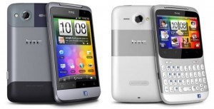 HTC Facebook Phones