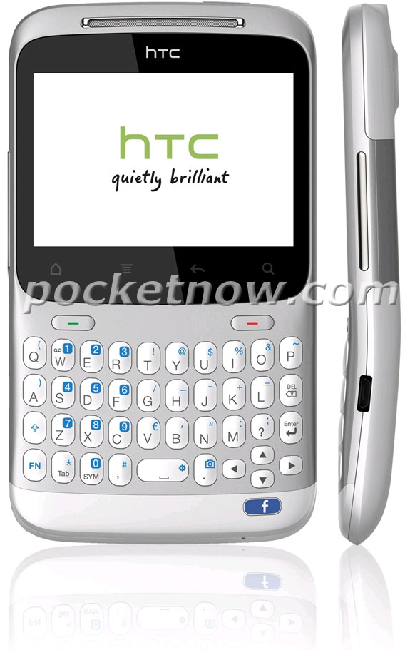 "Facebook Phones By HTC With Dedicated ""F"" Buttons [Rumor ..."