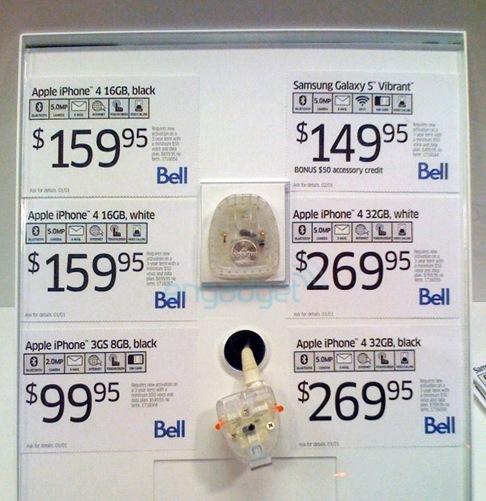 White iPhone price