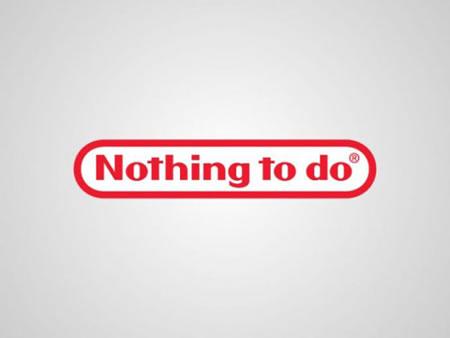 Nintendo logo fun