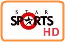 Star sports HD logo