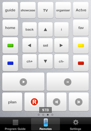 Tatasky iphone app remote