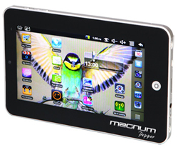 magnum pepper android tablet india