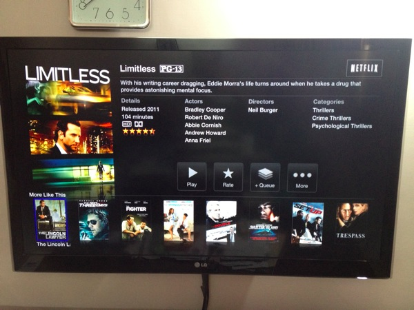 Netflix in India on Apple TV via UnoDNS