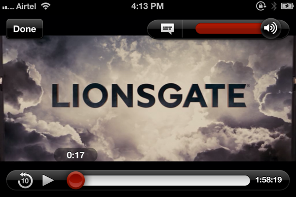 Netflix in India on iPhone 4S via UnoDNS