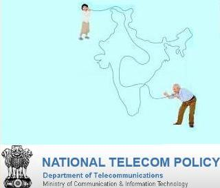 national telecom policy india 2012