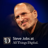 steve jobs all things d