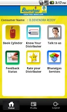 bharatgas android app