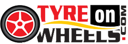 tyre on wheels logo