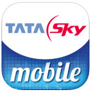 tatasky mobile app logo